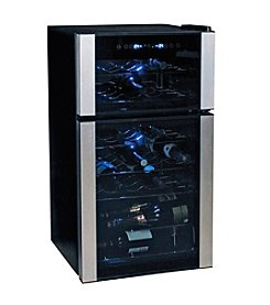 Koolatron™ Dual Zone 28-Bottle Wine Cellar