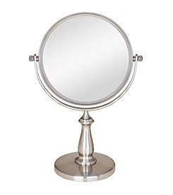 Zadro Two Sided Vanity Swivel Mirror with 8x Magnification