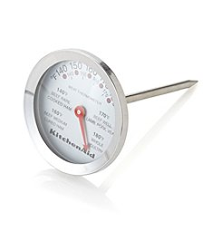 KitchenAid® Stainless Steel Meat Thermometer