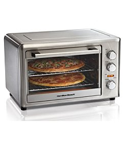 Hamilton Beach® Stainless Steel Countertop Oven with Convection and Rotisserie