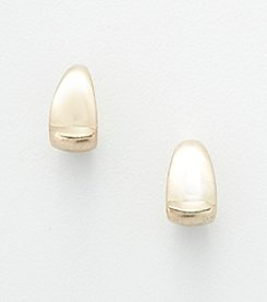 Studio Works® Goldtone Hoop Earrings