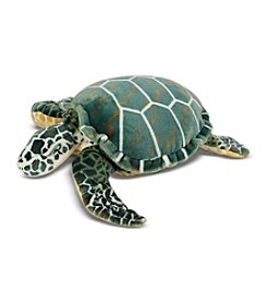 Melissa & Doug® Plush Sea Turtle