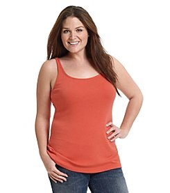 Ruff Hewn Plus Size Solid Camisole Top