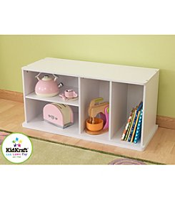 KidKraft White Storage Unit with Shelves