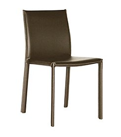 Baxton Studios Goneril Mid-Back Dining Chair