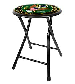 "Trademark Global U.S. Army Eagle Seal 18"" Folding Stool"