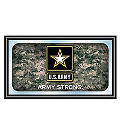 U.S. Army Digital Camo Framed Logo Mirror
