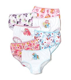 My Little Pony® Girls' 2T-4T My Little Pony Panties 7-pk.