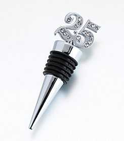 Lillian Rose® 25th Anniversary Wine Stopper