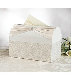 Lillian Rose® Ivory Card Box