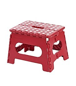 LivingQuarters Folding Step Stool