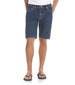 Levi's® Men's Dark Indigo Rinse 505 Denim Shorts