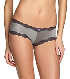Maidenform® Scalloped Cheeky Hipster Briefs