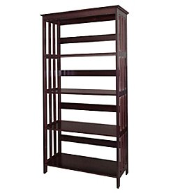 Ore International™ 4-Tier Bookcase