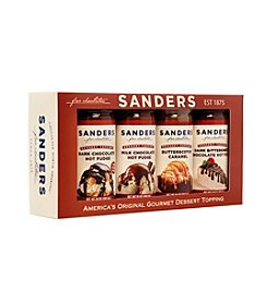 Sanders® 4-pk. Sundae Toppings Set