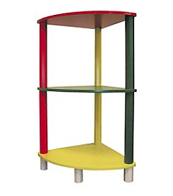 Ore International™ Kids 3-Tier Corner Shelf
