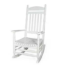 International Concepts Traditional Porch Rocker
