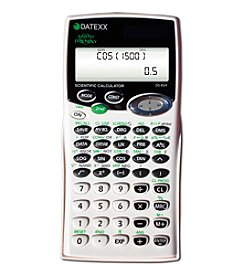 Datexx® Solar Powered Scientific Calculator