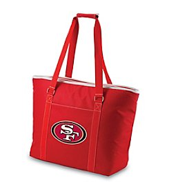 NFL® San Francisco 49ers Tahoe Extra Large Insulated Cooler Tote