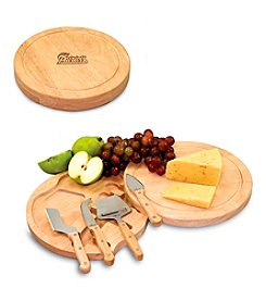 NFL® New England Patriots Circo Cutting Board Engraved