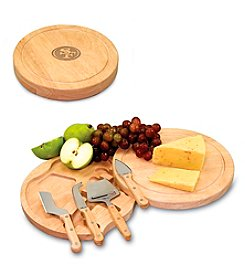 NFL® San Francisco 49ers Circo Cutting Board - Engraved