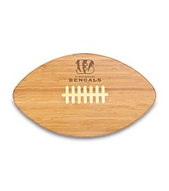 NFL® Cincinnati Bengals Touchdown Pro! Engraved Cutting Board