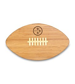NFL® Pittsburgh Steelers Touchdown Pro! Engraved Cutting Board