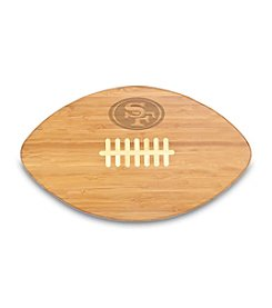 NFL® San Francisco 49ers Touchdown Pro! Cutting Board - Engraved