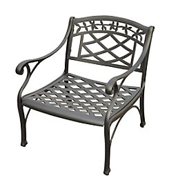 Crosley Furniture Sedona Cast Aluminum Club Chair