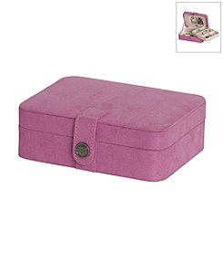 Mele & Co Giana Jewelry Box - Pink