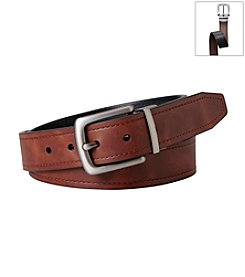 Fossil® Men's Parker Leather Reversible Belt