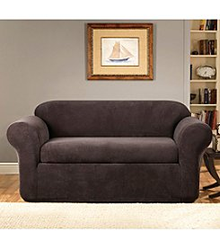Sure Fit® Stretch Metro 2-pc. Loveseat & Sofa Slipcover