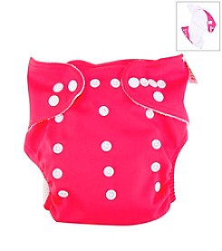 Trend Lab Fuchsia Cloth Diaper