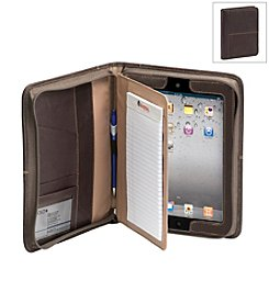 Solo Premiere Leather Universal Tablet Padfolio