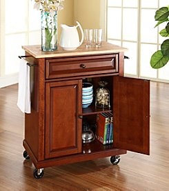 Crosley Furniture Cuisine Kitchen Cart