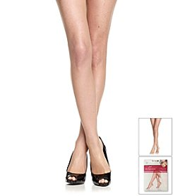 Hanes® Ultra Sheer Toeless Pantyhose with Control Top