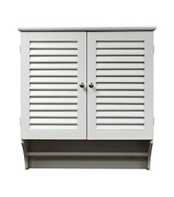 RiverRidge Home Products Ellsworth White Two Door Wall Cabinet