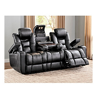 theater living room furniture transformer reclining sofa www gradschoolfairs 14495