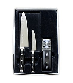 Yaxell® Gou 3-pc. Knife Set