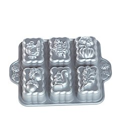 Nordic Ware® Harvest Mini Loaf Pan
