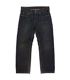Levi's® 511™ Boys' 8-20 Slim Fit Jeans - Dark Whisker Wash