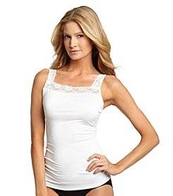 Relativity® Lace Square Neck Camisole