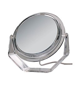 Zadro Surround Light Vanity Mirror with 6X Magnification