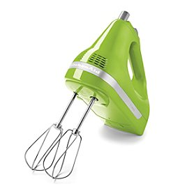 KitchenAid® Green Apple 5-Speed Ultra Power Hand Mixer