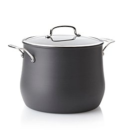 Cuisinart® 12-qt. Black Contour Hard Anodized Stockpot