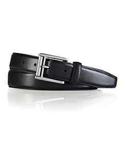 Lauren® Men's Leather Roller Buckle Belt