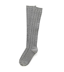 Relativity® Cable Knee High Socks