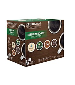 Keurig® Medium Roast Coffee Variety Box 48-pk. K-Cups®