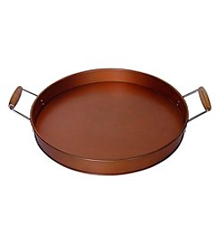 Artland® Oasis Antique Copper Finish Party Tray