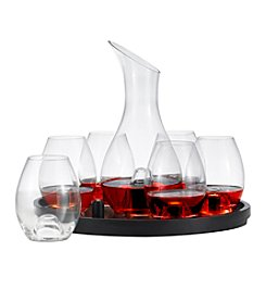 Artland® Sommelier 8-pc. Stemless Wine Glasses Set